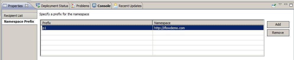 content-based-router-iflow-recipient-list-namespace